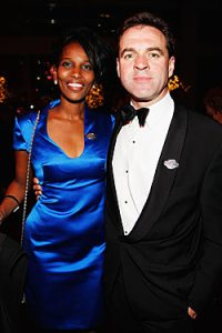 Niall Ferguson and Ayaan Hirsi Ali