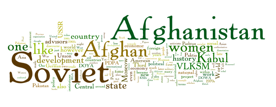 Word cloud of frequently mentioned terms in my D.Phil. manuscript as submitted: no real surprises here!